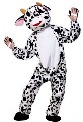 Mini Cow  Mascot Costume (MA8550)